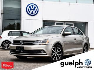 Used 2015 Volkswagen Jetta comfortline for sale in Guelph, ON