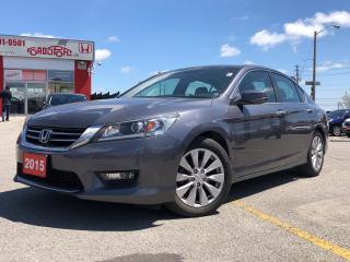 Used 2015 Honda Accord EX-L, original Roadsport car for sale in Toronto, ON