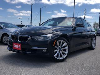 Used 2016 BMW 328 i xDrive, NAVIGATION for sale in Toronto, ON