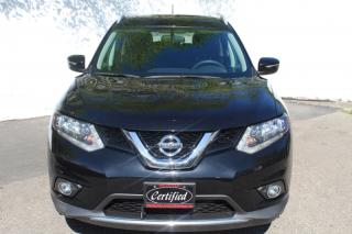 Used 2015 Nissan Rogue SV AWD Panoramic roof back camera heated seats for sale in Mississauga, ON