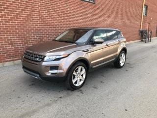 Used 2015 Land Rover Evoque 5dr HB Pure City for sale in Mississauga, ON