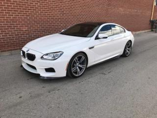 Used 2014 BMW M6 4dr Sdn Gran Coupe 650 HP for sale in Mississauga, ON