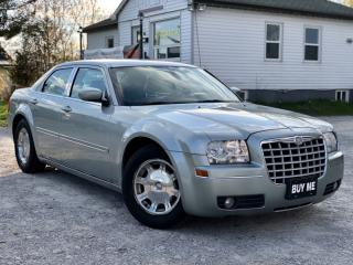 Used 2005 Chrysler 300 LOW KMS Touring Leather Power Group A/C for sale in Sutton, ON