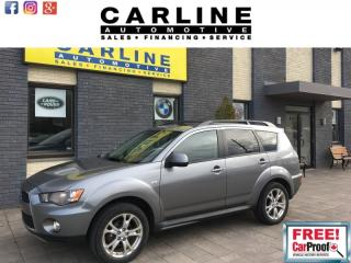 Used 2013 Mitsubishi Outlander 4WD 4dr ES for sale in Nobleton, ON