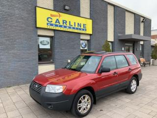 Used 2008 Subaru Forester 5DR WGN AUTO 2.5X for sale in Nobleton, ON