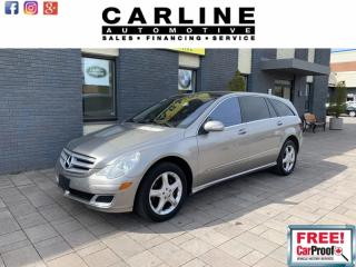 Used 2006 Mercedes-Benz R-Class 4dr 4MATIC 5.0L for sale in Nobleton, ON
