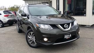 Used 2014 Nissan Rogue SL AWD TECH for sale in Kitchener, ON