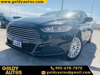 Used 2013 Ford Fusion SE Hybrid for sale in Mississauga, ON