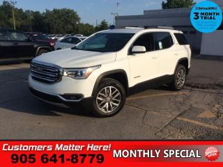 Used 2017 GMC Acadia SLE-2  SLE2 P/SEAT P/GATE HS BLUETOOTH for sale in St. Catharines, ON