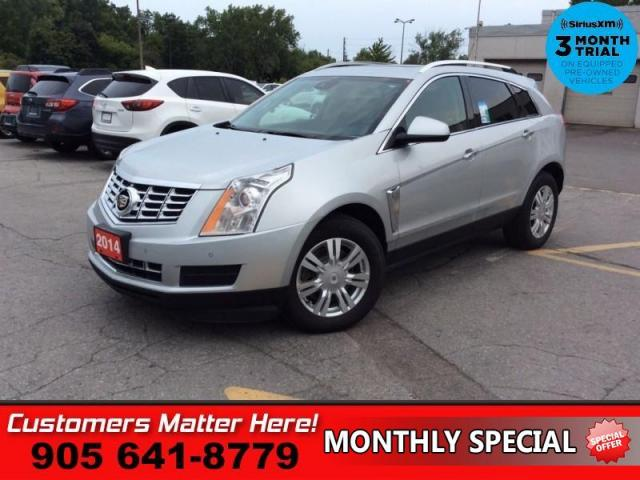 2014 Cadillac SRX Luxury  AWD NAV CUE PANO-ROOF LD BS CW BOSE