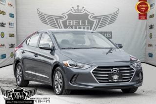 Used 2018 Hyundai Elantra GL, BACK-UP CAM,BLUETOOTH, BLIND SPOT, HEATED SEAT for sale in Toronto, ON