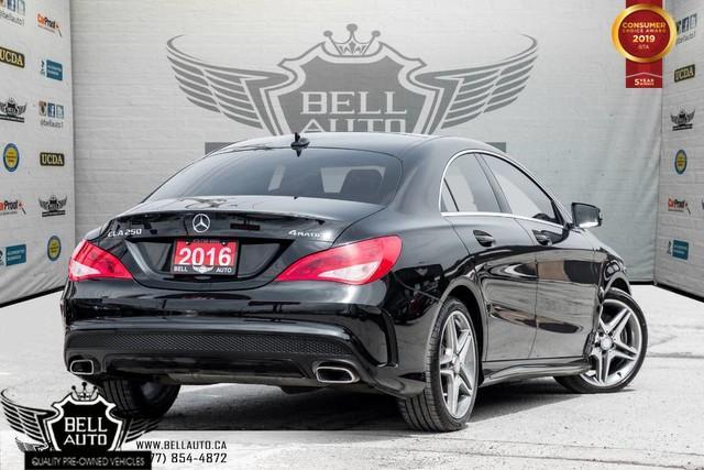 2016 Mercedes-Benz CLA-Class