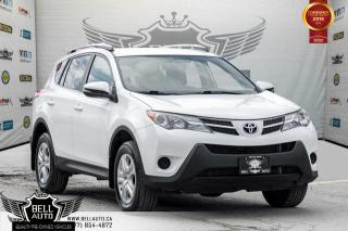 Used 2015 Toyota RAV4 LE, BACK-UP CAM, BLUETOOTH, USB, CRUISE CONTROL, A/C, HEATED SEAT for sale in Toronto, ON