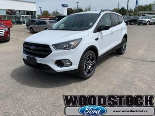 New 2019 Ford Escape SEL 4WD  - Navigation for sale in Woodstock, ON