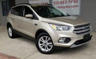 Used 2017 Ford Escape SE- NAVIGATION- SYNC- BACKUP CAM- HEATED SEATS for sale in Essex, ON