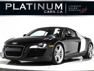 Used 2008 Audi R8 4.2 QUATTRO, R-TRONIC, Heated Seats for sale in Toronto, ON