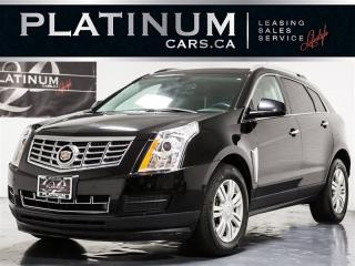Used 2015 Cadillac SRX LUXURY, Pano ROOF, CAMERA, Heated Lthr for sale in Toronto, ON