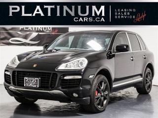 Used 2010 Porsche Cayenne Turbo 500HP, NAVI, Heated LTHR, Alcantara for sale in Toronto, ON