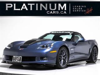 Used 2011 Chevrolet Corvette CALLAWAY 580HP Z06 Z07 PERFORMANCE, CARBON EDITION for sale in Toronto, ON