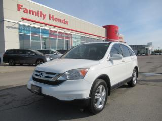 Used 2011 Honda CR-V EX for sale in Brampton, ON