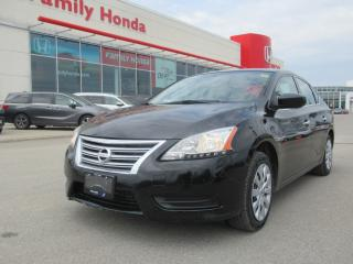 Used 2014 Nissan Sentra 1.8 SV for sale in Brampton, ON