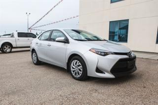 Used 2018 Toyota Corolla LE for sale in Edmonton, AB
