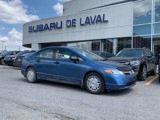 Used 2008 Honda Civic DX-G ** 8 pneus ** for sale in Laval, QC
