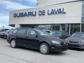 Used 2010 Volkswagen Golf Trendline Wagon for sale in Laval, QC
