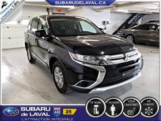 Used 2016 Mitsubishi Outlander ES AWD ** Sièges chauffants ** for sale in Laval, QC