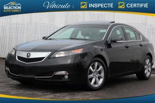 Used 2012 Acura TL for sale in Ste-Rose, QC
