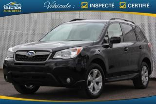 Used 2016 Subaru Forester 5DR WGN CVT 2.5I for sale in Ste-Rose, QC