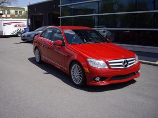 Used 2010 Mercedes-Benz C-Class 4dr Sdn C 250 4MATIC for sale in Montréal, QC