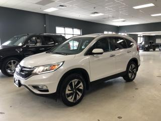 Used 2015 Honda CR-V TOURING*NAVIGATION*SIDE VIEW CAMERA*FULLY LOADED*O for sale in North York, ON