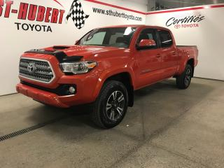 Used 2017 Toyota Tacoma TRD  TOIT OUVRANT, GPS, NAVIGATION for sale in St-Hubert, QC