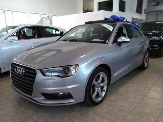 Used 2015 Audi A3 Tdi Diesel for sale in Lévis, QC