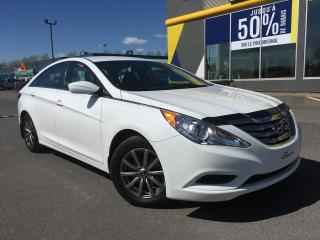 Used 2013 Hyundai Sonata GL MAGS BLUETOOTH for sale in Lévis, QC