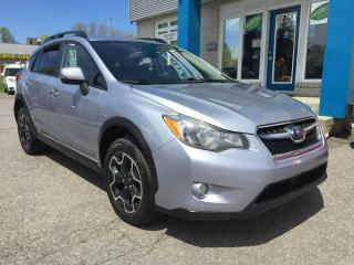 Used 2014 Subaru XV Crosstrek Limited*GPS-TOIT-CUIR for sale in Québec, QC