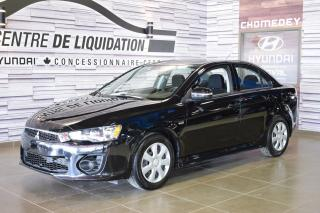Used 2017 Mitsubishi Lancer for sale in Laval, QC