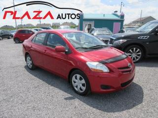 Used 2008 Toyota Yaris BASE for sale in Beauport, QC