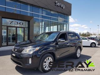 Used 2015 Kia Sorento Ex V6 Awd Cuir 4x4 for sale in Chambly, QC