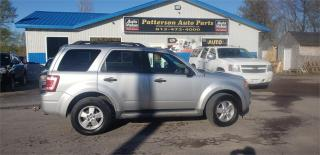 Used 2010 Ford Escape XLT 86k AWD Safetied we finance XLT for sale in Madoc, ON
