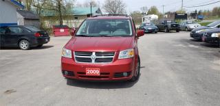 Used 2009 Dodge Grand Caravan dvd safeited 170k we finance SE for sale in Madoc, ON