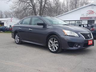 Used 2014 Nissan Sentra SR for sale in Barrie, ON