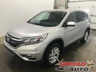 Used 2016 Honda CR-V SE AWD BLUETOOTH for sale in Shawinigan, QC
