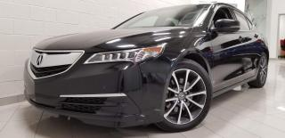 Used 2015 Acura TLX V6 Tech berline 4 portes SH-AWD for sale in Chicoutimi, QC
