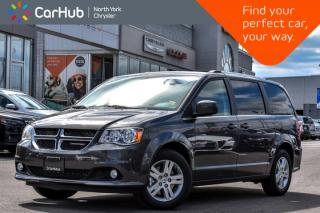 New 2019 Dodge Grand Caravan Crew|New Car|7-Seater|Driver.Pass.Convi.Pkgs|Backup.Cam| for sale in Thornhill, ON