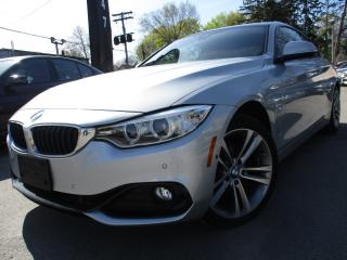 Used 2016 BMW 4 Series 428I XDRIVE ~ COUPE ~ 24KMS ~ ONE OWNER ~ NAVI !!! for sale in Burlington, ON