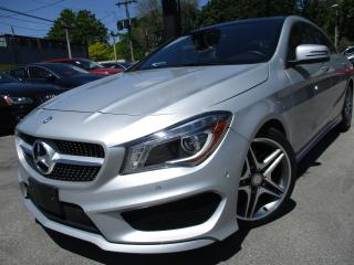 Used 2016 Mercedes-Benz CLA-Class CLA 250 4MATIC|AMG PKG|NAVI|PANO ROOF|49KMS !!! for sale in Burlington, ON