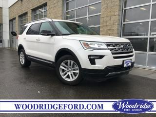 Used 2018 Ford Explorer XLT for sale in Calgary, AB