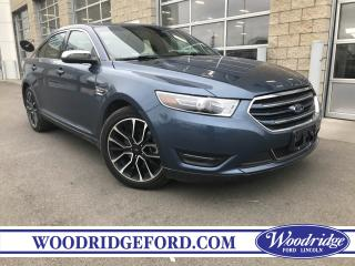 Used 2018 Ford Taurus LIMITED for sale in Calgary, AB